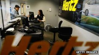 Hertz office