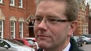 Essex Chief Constable Jim Barker-McCardle