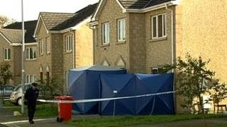 House were woman's body was found in Dundalk