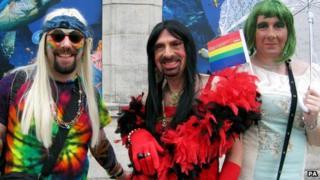 Brighton Pride 2012