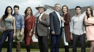 Dallas cast shot