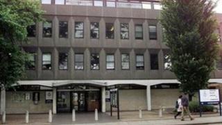Parkside Police Station in Cambridge