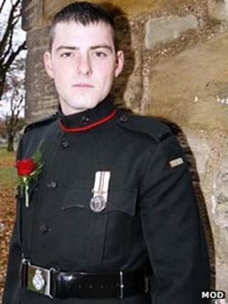 L/Cpl Christopher Roney