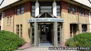 Avon and Somerset Police HQ