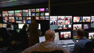 TV gallery