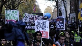 Strike of November 2011
