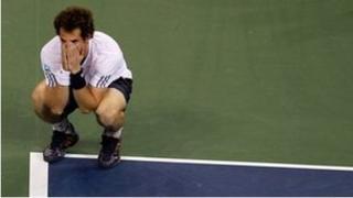 Andy Murray at championship