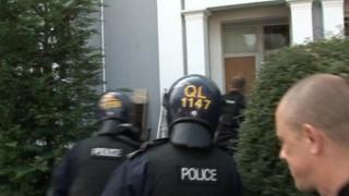 Police raid on brothel in Cheltenham