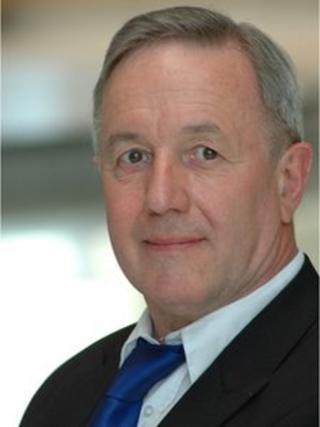 Councillor Mervyn Loynes