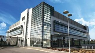 Wakefield fire control centre