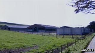 Ingliston farm