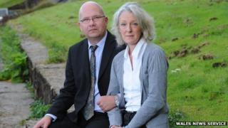 Ian and Nicola Singleton