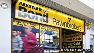 Albemarle and Bond shop