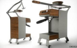 Blossom Coffee machines