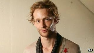 Johnny Lewis file picture