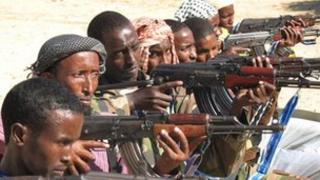 Islamists fighters (file photo)