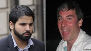 Rehman Afzal and Dan Roberts