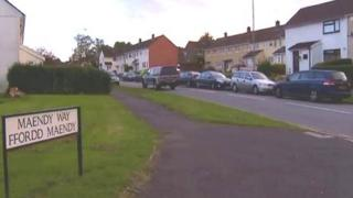 Maendy Way, Cwmbran