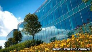 North Tyneside Council HQ
