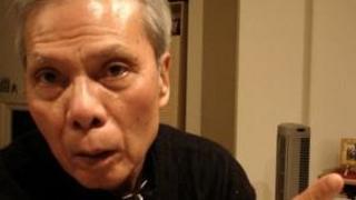 Vietnamese dissident poet Nguyen Chi Thien