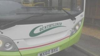 Countryliner bus