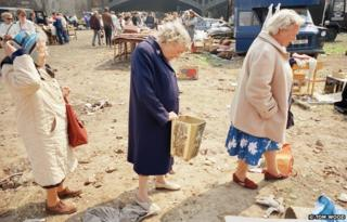 Seacombe Ferry, 1985