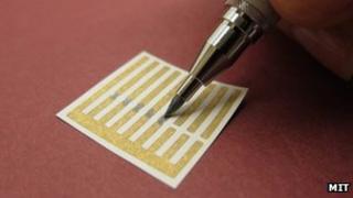 MIT sensor pencil
