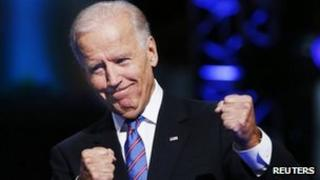 Joe Biden at the Democratic National Convention 6 September 2012