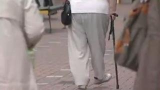 Elderly people in Swindon