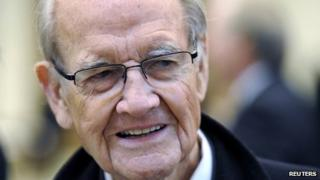 George McGovern file picture from January 2011