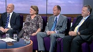 Dorset PCC election candidates