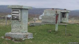 Lochboisdale ROC post