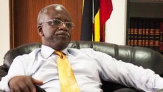 Patrick Amama Mbabazi