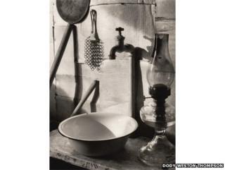 Ghost Town Kitchen by Dody Weston Thompson