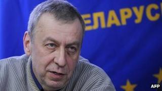 Andrei Sannikov - file pic