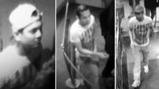 CCTV image of Brighton beach rape suspect