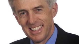 Councillor Robert Gould, from Dorset County Council