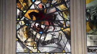 Jubilee Stained Glass Window