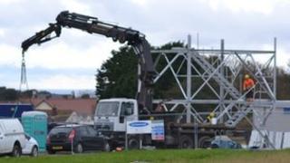 Construction of new radar
