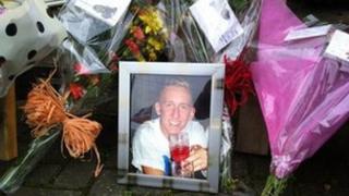 Craig Rawlinson tributes