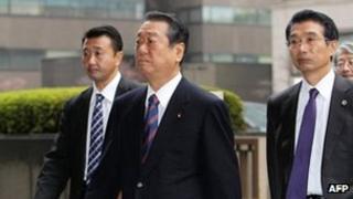 Ichiro Ozawa, 12 November 2012