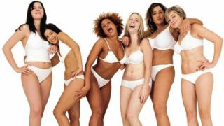 Dove real beauty ad campaign from 2004