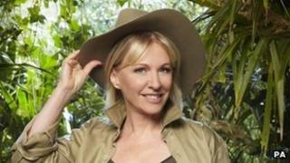 Tory MP Nadine Dorries, one of this year's contestants in the ITV1's I'm A Celebrity