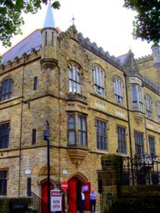 Apprentice Boys hall, Derry