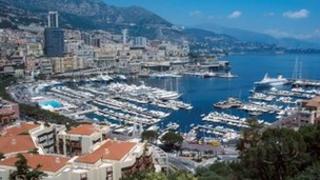 Monte Carlo skyline, Monaco (generic)