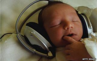 baby headphones