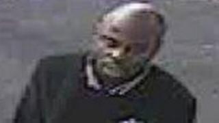 Suspected attacker