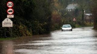 Norton flooding