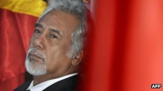 PM Xanana Gusmao (file image)