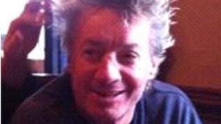 Murder victim Ian Graham